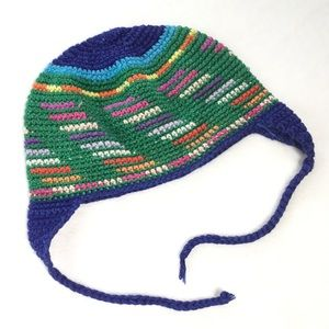 Hackey sack hat for baby